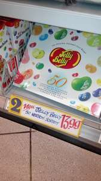 [lokal Venlo] Jelly Belly 50 Sorten Schachtel