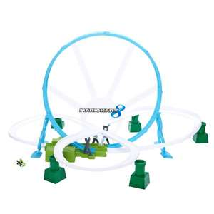 [Amazon.co.uk] Mario Kart 8 Deluxe Track Set Looping Bahn