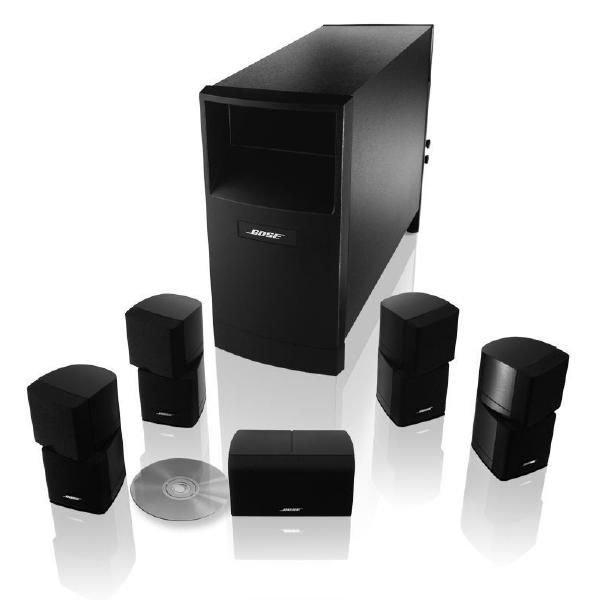 BOSE Acoustimass 10 Home Cinema Speaker Series IV