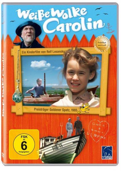 "Amazon Prime : DVD Kinderfilm ""Weiße Wolke Carolin "" Nur 2,97 €"