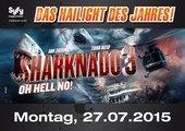 "[lokal Hanau] Sharknado 3 ""kostenlos"" am 27.07.2015 bei 6€ Mindestverzehr"