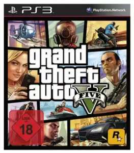 GTA V (PS3) bei Notebooksbilliger [LOKAL]