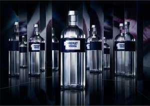 Absolut Vodka Mode Limited Edition 0,7L für 9,99€ bei real Nürnberg