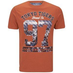 (UK) Tokyo Tigers Men's Klecko T-Shirt für 10.73€ @ Zavvi