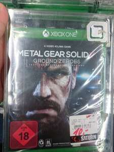 HDR Extended Edition 39€ und Metal Gear Solide 5 XBox One 10€ (Lokal)