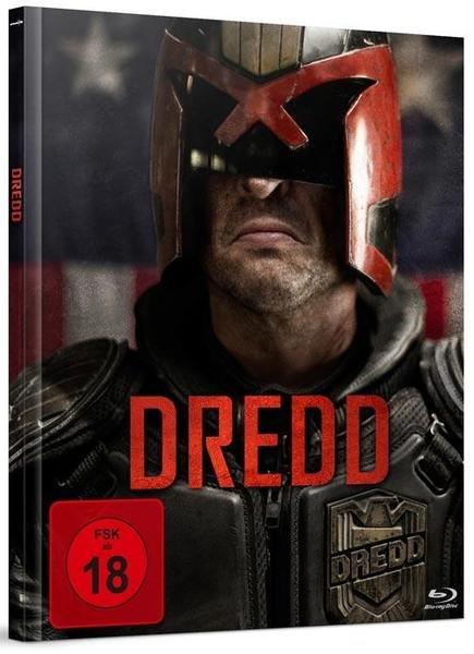 (bol.de) Dredd - Limited Collector`s Edition - Blu-Ray für 9,50 EUR