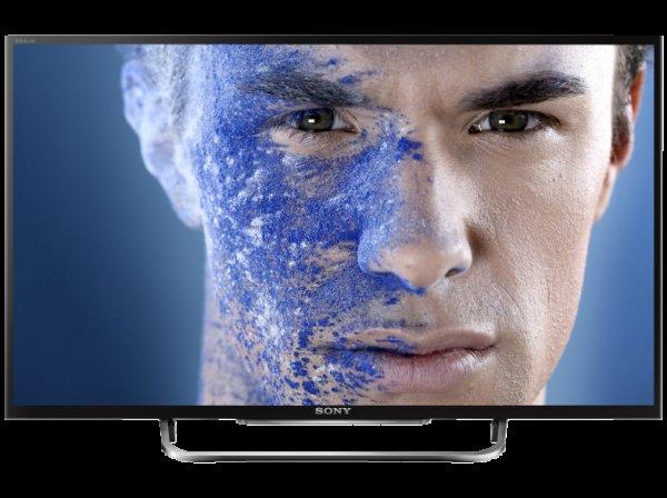 Sony KDL-50W705B (50 Zoll) Fernseher (Full HD, Smart TV, Triple Tuner) für 599€ @Media Markt