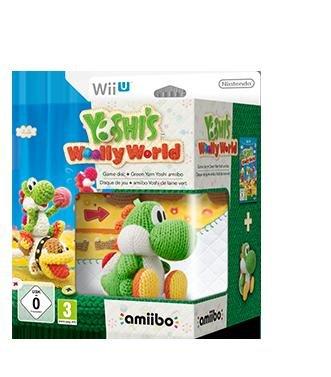 "Yoshi's Woolly World + amiibo  ""Grüner Woll-Yoshi"" [allyouneed.com]"