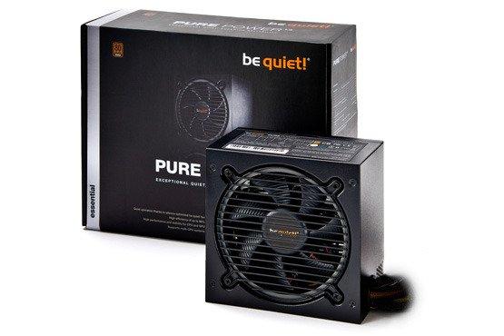 be quiet! Netzteil Pure Power L8 500W @ [ZACKZACK] Non-Modular 80+ Bronze