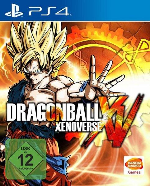 [Saturn] Dragonball Xenoverse (PS4) für 39,99€