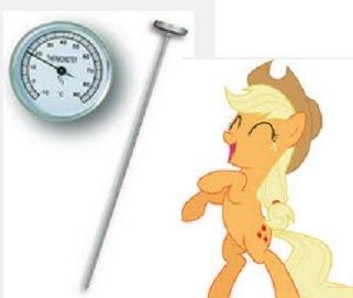 gratis Kompost Thermometer (Mantis Gartenarbeit)