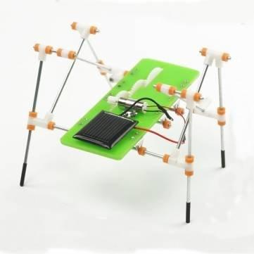 DIY Solar Roboter für 3,73€ @Banggood