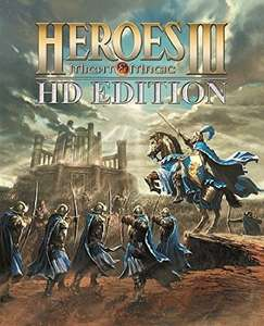 [Steam] Heroes of Might & Magic III: HD Edition @ Amazon.de 6,80€