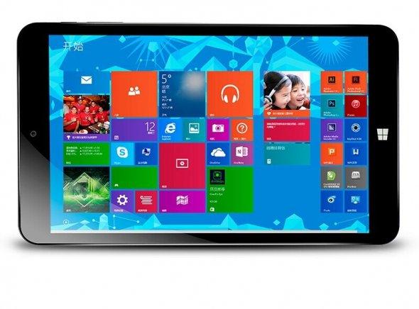 Chuwi vi8 8 Zoll dual boot Tablet mit Intel Quadcore für 78.08€ (92,92€ incl. Zoll) von Banggood