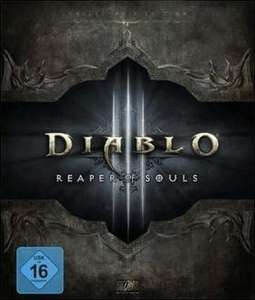 Diablo 3 Reaper of Souls (AddOn) Collector´s Edition für PC/Mac für 37,90€ @ Computeruniverse
