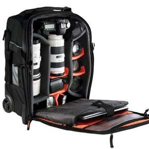 Vanguard Quovio 49T Foto Video Trolley schwarz für 148,23 € @Amazon.fr