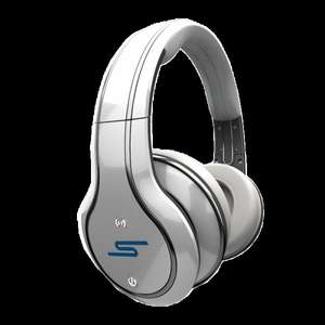 SMS Audio Sync by 50 Cent Kopfhörer Over Ear Weiss, 79,90 EUR @ notebooksbilliger