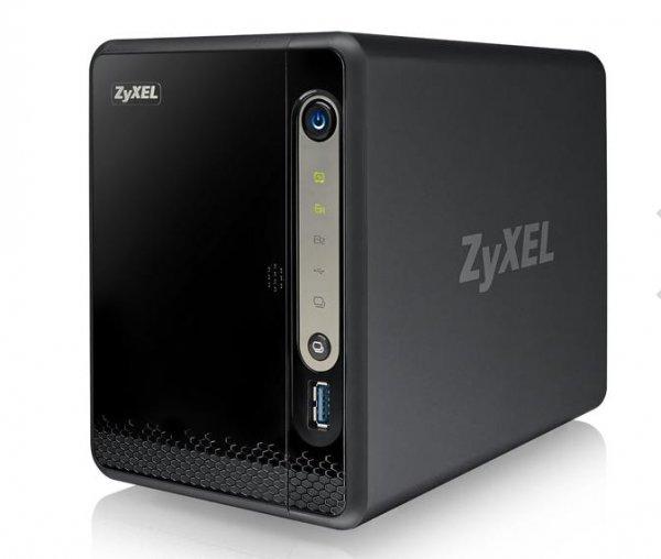 Zyxel NSA-325 v2 für €59,00 inkl. VSK einfaches NAS @notebooksbilliger