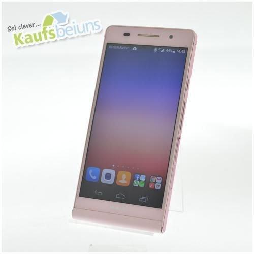 Huawei Ascend P6 - 8 GB - Rosa (Ohne Simlock) Smartphone #21187 SCHNÄPPCHEN