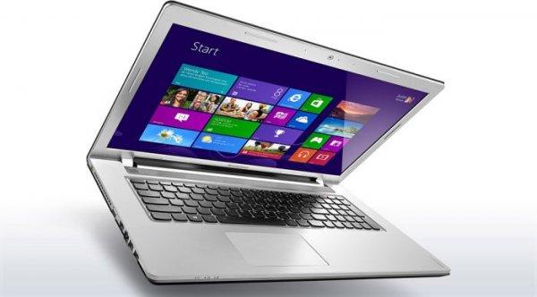"""Lenovo IdeaPad Z710 - Core i5-4210M, GeForce 840M, 4GB RAM, 500GB SSHD, 17,3"""" Full-HD, beleuchtete Tastatur, Win 8.1 - 589€ @ Cyberport.de"""