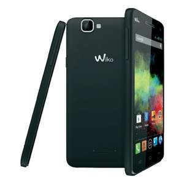 [Amazon.fr] Wiko Rainbow 4G (LTE, 5.0 Zoll HD-Display, Quad-Core, 8 GB Interner Speicher, Android 4.4) schwarz für 134,58€