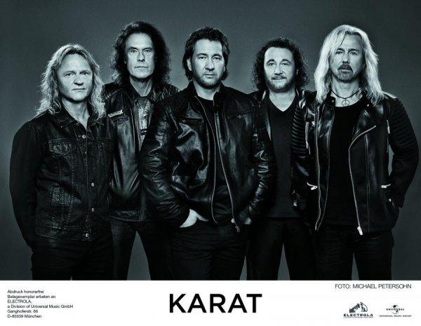"""Open-Air-Konzert mit der legendären Band """"KARAT"""" Kostenlos (Neuenhagen (25 km vom Zentrum Berlins)"""