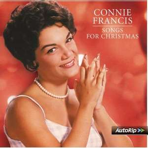 Amazon Prime : CD Connie Francis - Songs for Christmas  ( 12 Songs) Inklusive kostenloser MP3-Version dieses Albums.   Nur 2,37 €