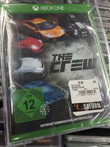 XBox One: The Crew, Farcry 4 LE, NBA Live 14; PS4: MotoGP14, Singstar Ultimate Party je 10€ [Saturn Berlin]