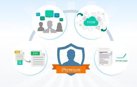 Camscanner - 1 Jahr Premium Kostenlos