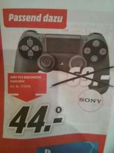 [Lokal] PS4 Controller black 44 Euro
