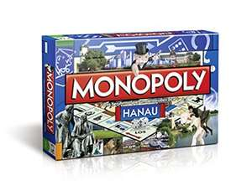 [GALERIA KAUFHOF HANAU] Monopoly Hanau 2.Edition (2014) für 18,00€ (Aktion+Payback)
