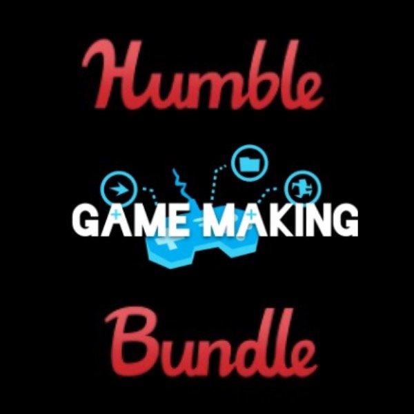 Humble Game Making Bundle für 0€ bis 12€ @ Humble Bundle