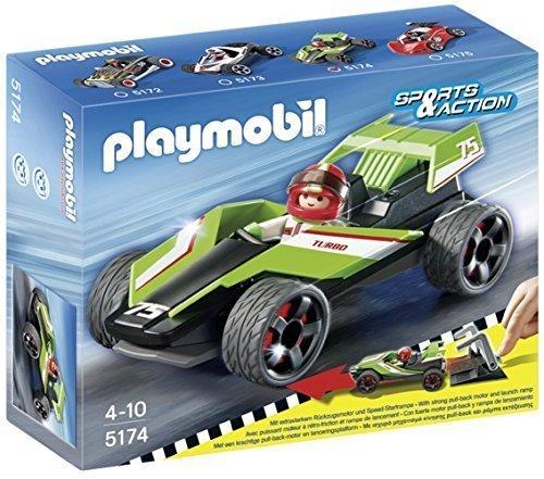 (Real.de) playmobil - Sports & Action - Turbo Racer (5174) oder Rocket Racer (5173) für je 10,- EUR