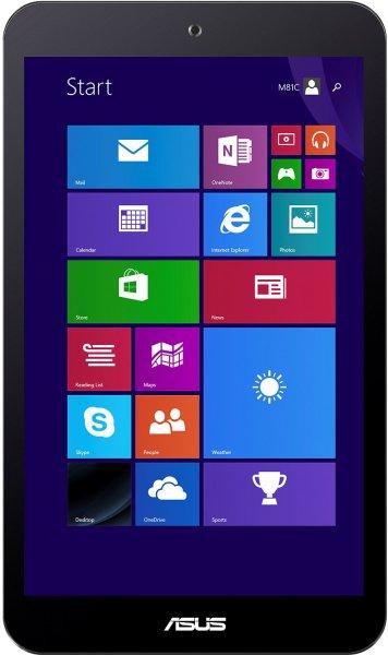 "Asus VivoTab 8 M81C-1G008W (8"") Tablet-PC (Intel Atom Z3745 4x 1,3GHz), 1GB RAM, 32GB HDD, Touchscreen, Win 8) für 91€ @Notebooksbilliger"