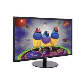 ViewSonic VX2409 59,9 cm (23,6 Zoll) Full HD LED-Monitor (DVI, VGA, 5ms Reaktionszeit) schwarz für 102,89 € @Notebooksbilliger
