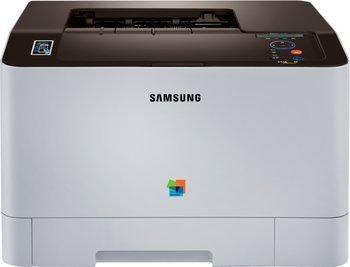 Samsung Xpress C1810W Premium Line, Laser-MFP, LAN, WLAN, NFC (Drucker) für 167,70€ @Amazon.es
