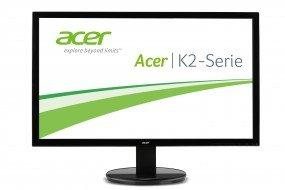 Acer K272HLbid 69 cm (27 Zoll) Full HD Monitor (VGA, DVI, HDMI, 6ms Reaktionszeit) schwarz für 179€ @Comtech
