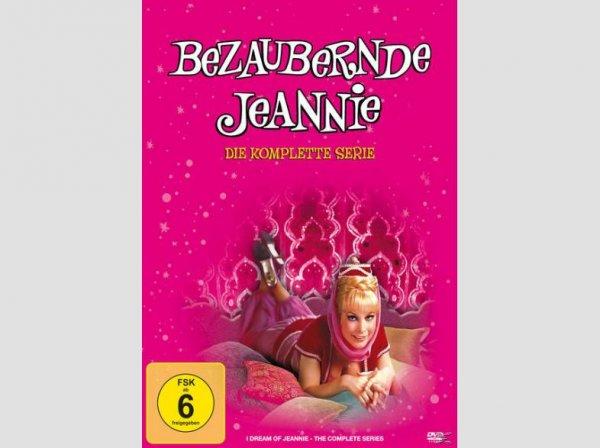 [Amazon.de] Bezaubernde Jeannie - Staffel 1-5 (Komplett) [20 DVD's]