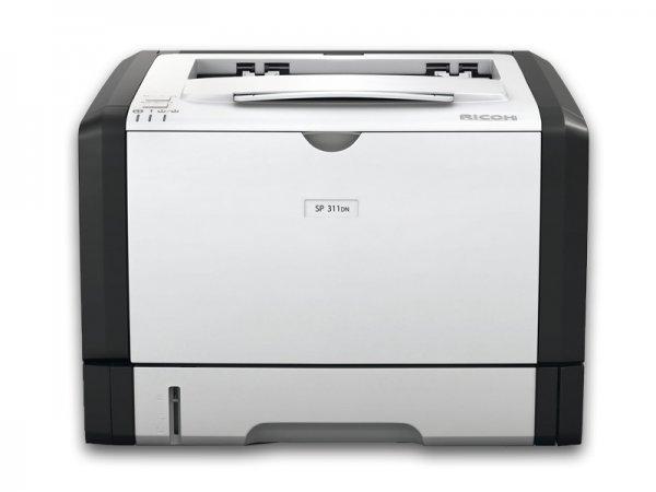 Ricoh SP311DN Duplex S/W-Laserdrucker für 44,84 Euro @Printercare mit Gutschein