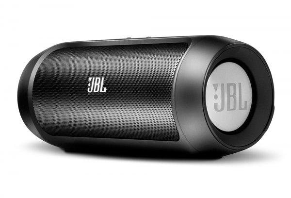 [AMAZON PRiME DAY] JBL Charge II tragbarer Bluetooth Stereo Lautsprecher (2x 7,5 Watt) inkl. Li-Ion Akku (6000mAh) schwarz