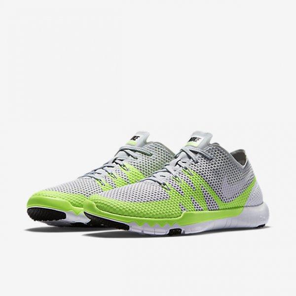 Nike Free Tainer 3.0 V3 in limone/weiss für 63,95 € - grau/weiss für 69,95 €