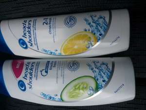 Rossmann (Green Label + Coupon) Head & Shoulders Citrus fresh / Instant frische fresh