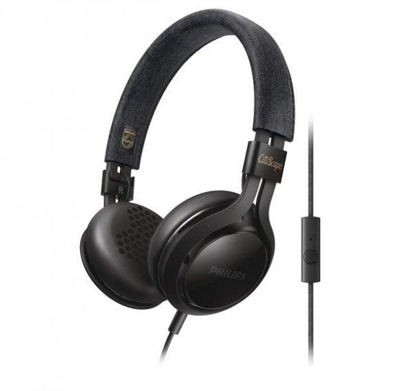 Philips On-Ear Kopfhörer SHL5705BK/00 schwarz -  für 25,99€ inkl. Versand @NBB
