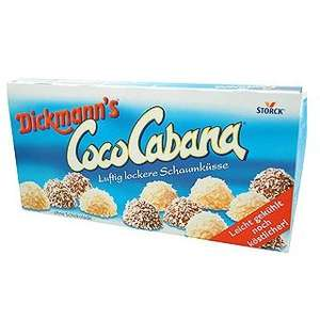 [KAUFLAND HANAU] Dickmann's Coco Cabana 150g / 18 Stück für 1,19€ (MHD 09.07.)