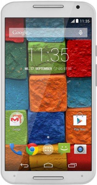 Motorola MOTO X 2nd Gen. 32GB weiß - @Amazon.fr 253,36 wieder da