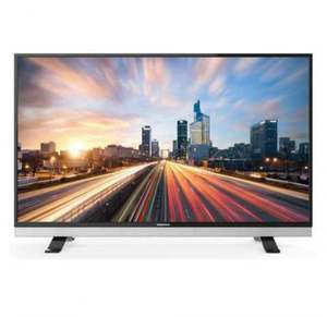 Grundig 55 VLX 871 BL 139 cm (55 Zoll) 4K Ultra HD 3D LED-TV, 3D-ready, 400 Hz, Triple Tuner, WLAN, Smart TV