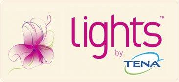 "[dm] Gratis-Muster ""lights by TENA"" Slipeinlagen discreet (+ Rabatt-Coupon)"