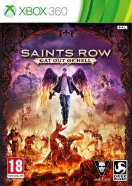 [PS3/Xbox360] Saints Row IV: Gat out of Hell für 13,96 EUR @ Amazon.fr