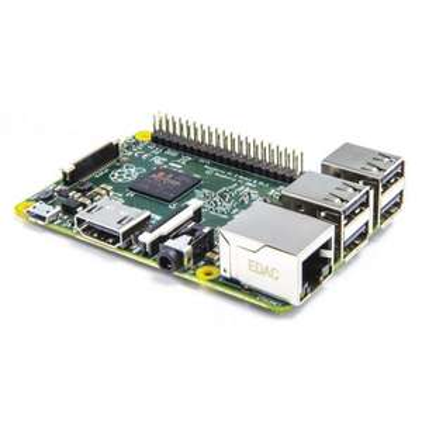 Raspberry Pi 2 Modell B (Quad-Core, 1GB RAM) für 36,49€
