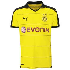 (AMAZON) BVB Puma Heimtrikot 2015/16 in S/M/XL/XXL für 59,06 €